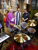 All Saints Maidenhead Bishop Andrew Blessing Instruments 14 Dec 2014 Service.jpg